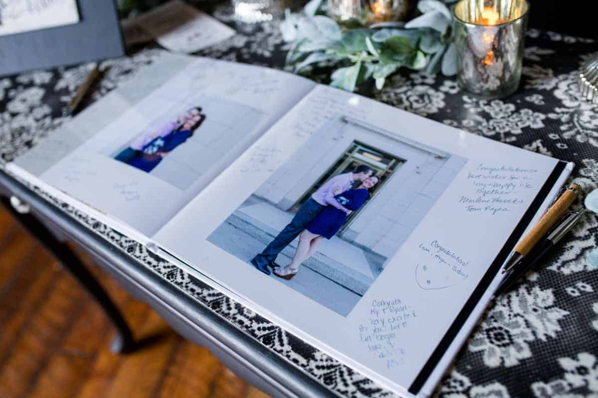 Kylee and Ryan Guest Book