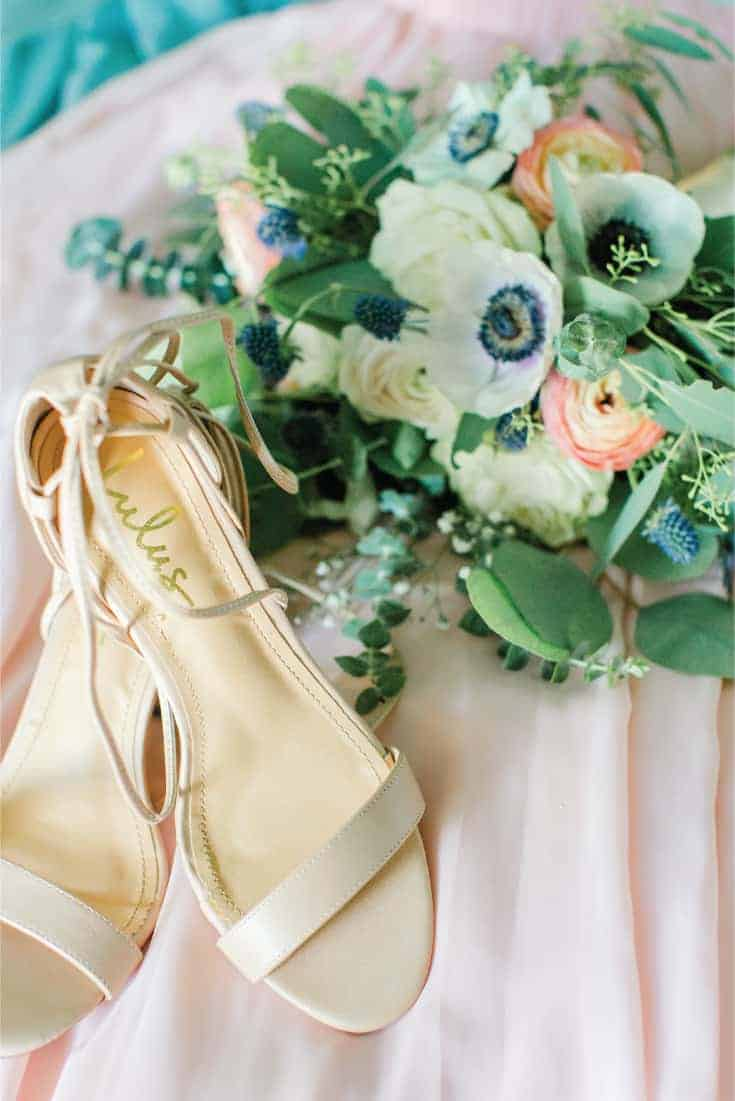 Amy's Bridal Shoes
