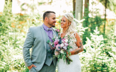 Jen + Jason: Dream Mountainside Wedding