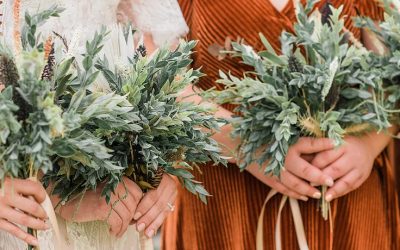 Fall Accents For Your Montana Wedding