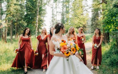6 Summer Wedding Color Combos You Will Love!