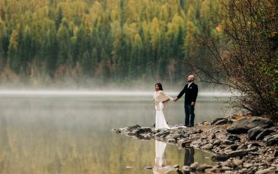 5 Stunning Locations to Elope in Montana